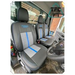 Ford Transit Custom Seats 2+1