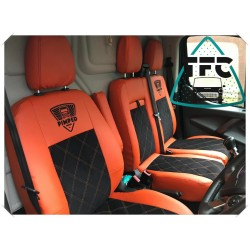 Ford Transit Custom Seats 2+1