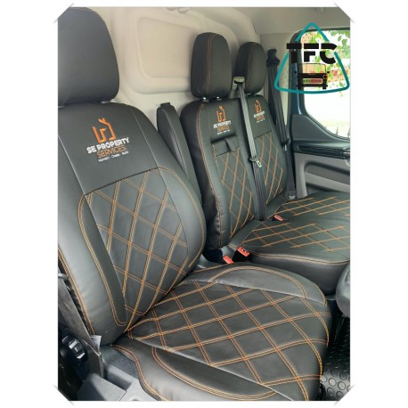 Ford Transit Seats 2+1