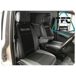 Mercedes Vito Seats 1+1