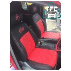 Volkswagen Caddy Seats 1+1
