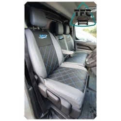 Citroen Dispatch Seats 2+1