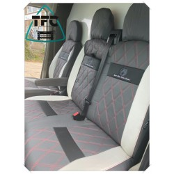 Citroen Jumper Seats 2+1