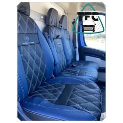 Fiat Ducato Seats 2+1