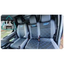 Peugeot Expert Seats 2+1
