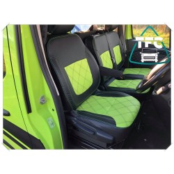 Vauxhall Vivaro Seats 2+1
