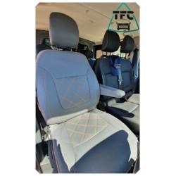 Renault Trafic Crew Cab 6 Seater