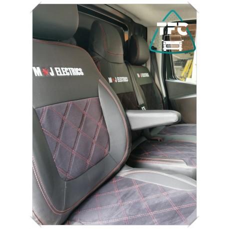 Fiat Talento Seats 2+1
